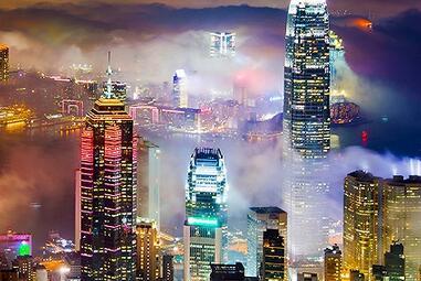 """李嘉诚的""""香港中环中心""""传出出售消息 这次报价是357亿港元"""