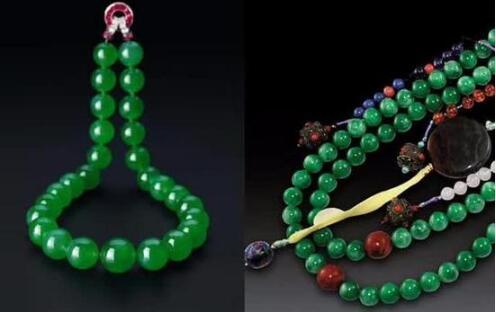 1.8亿的慈禧翡翠朝珠 愣是在拍卖行待了三年才卖出去