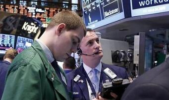 """美股""""大屠杀行情""""  华尔街的交易员没有任何恐慌的迹象"""