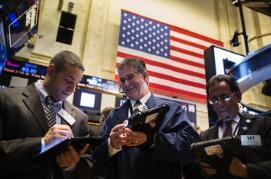 美股三大股指普遍高开 道琼斯指数高开130.42点 标普500指数高开12.49点