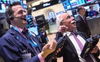 美股新闻:道琼斯指数收涨116.36点 纳斯达克综合指数收涨20.06点