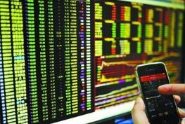 受贸易战影响 A股全线大跌 沪指跌幅超过100点