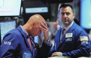 美国股市大型科技股周三再次下跌 中国概念股普遍下跌