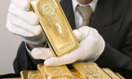 黄金期货价格录得二月以来最大单日跌幅 收于一周低点