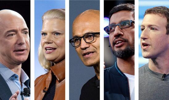 科技巨头的负面消息推动美股大跌 微软苹果下跌约9%