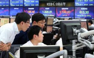 亚太股市周四反弹 日经225指数开盘涨1%