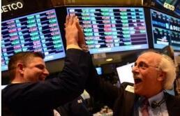 美股头条:爆发贸易战的担忧温和  美股周二大幅收高 道指一度上涨超过530点