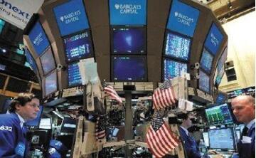 纽约股市三大股指4月30日下跌