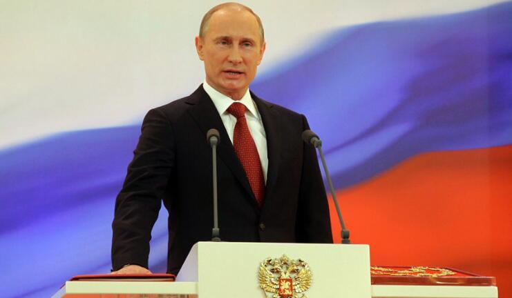 俄罗斯总统普京7日将在莫斯科克里姆林宫举行盛大的总统就职典礼