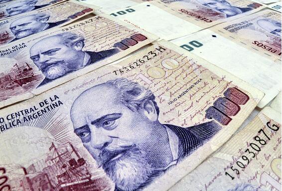 阿根廷向IMF提出300亿美元资金援助请求 遏止比索汇率不断下跌的走势