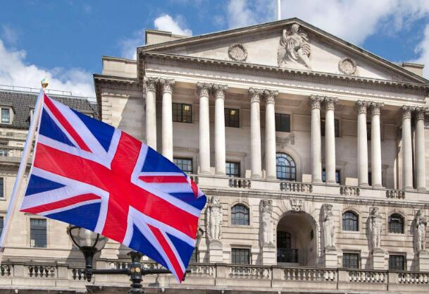 英国央行公布新一期货币政策  基准利率不变 下调近3年GDP增速预期