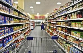 2018年4月份 社会消费品零售总额28542亿元