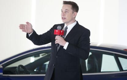 特斯拉Semi汽车的竞争对手公司Nikola最近公布了宏伟的目标