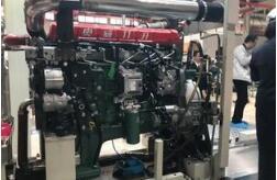 中国首台国六发动机通过认证