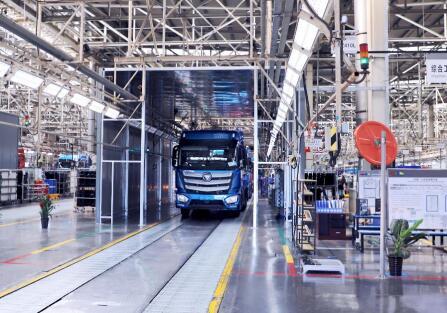 销量、占有率双增长 福田戴姆勒汽车以出色业绩助推首都制造业高质量发展