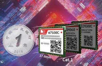 芯讯通A7680C让云打印更便捷